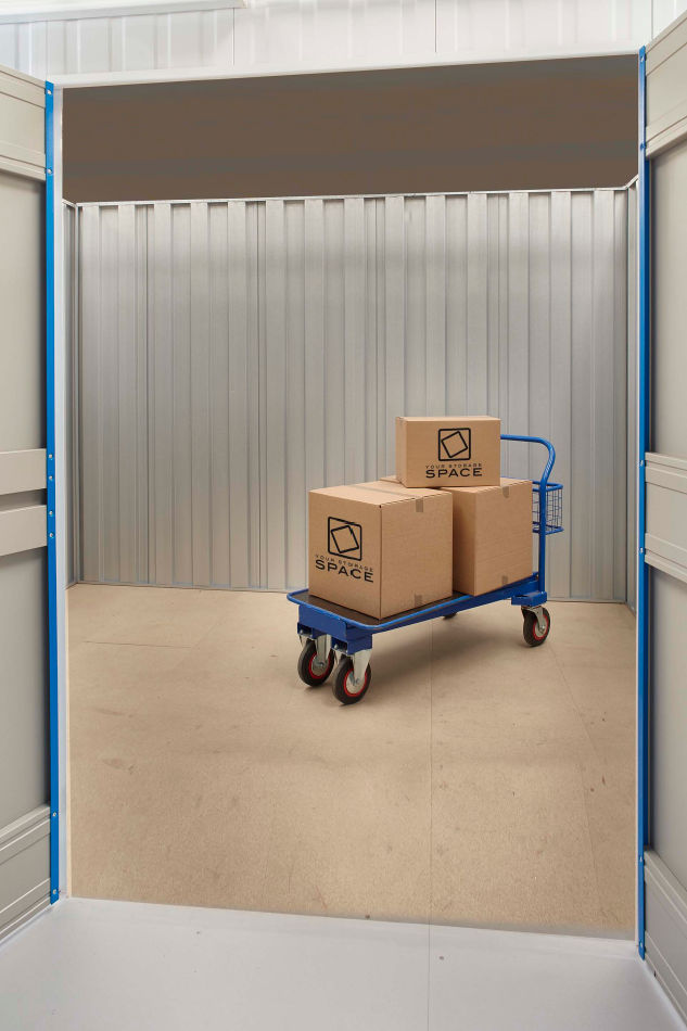 Large self storage units 100 square foot your storage for How much is 5000 square feet